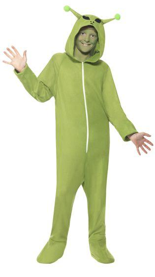 Children's Alien Onesie