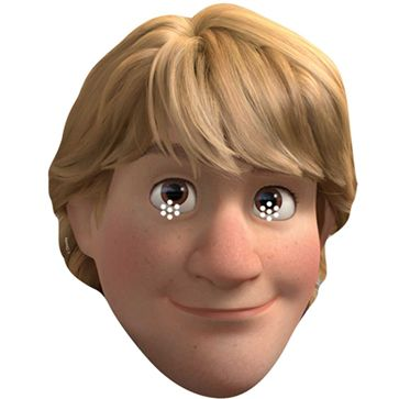 Kristoff (Frozen) Card Mask