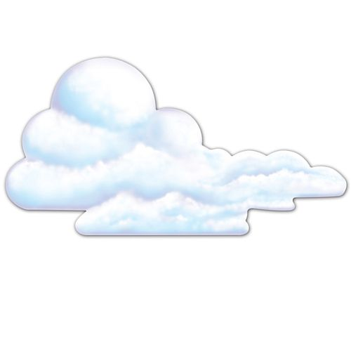 Cloud Cutout - 74cm