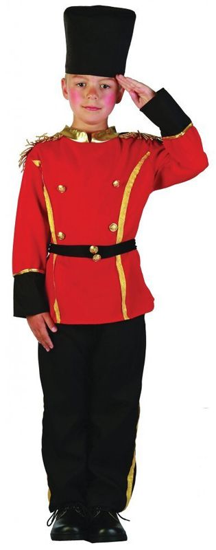British Guard Costume