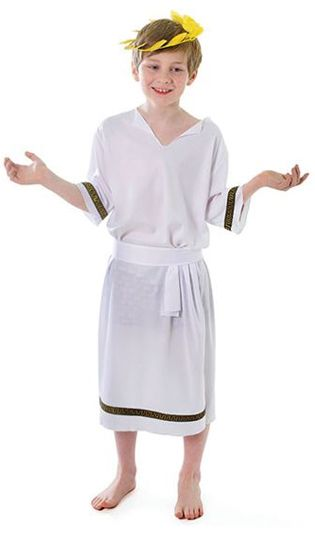 Greek Boy Costume