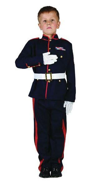 Soldier Ceremonial Costume