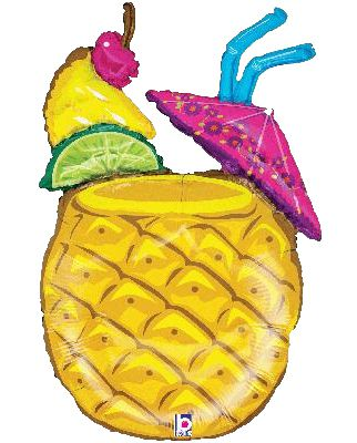 Click to view product details and reviews for Tropical Drink Balloon 37.