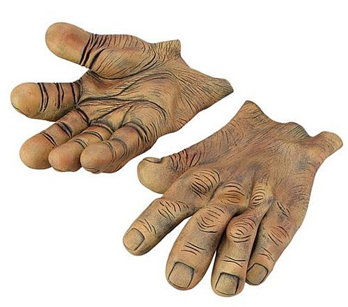 Giant Rubber Hands