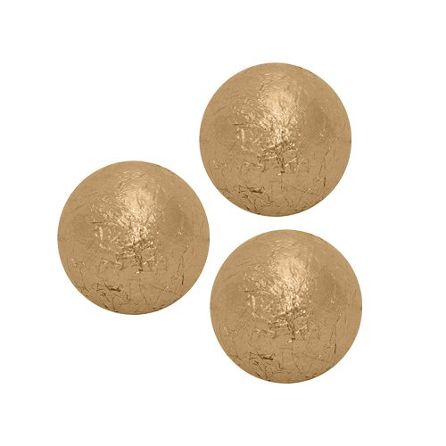Gold Chocolate Balls - 5g - Each