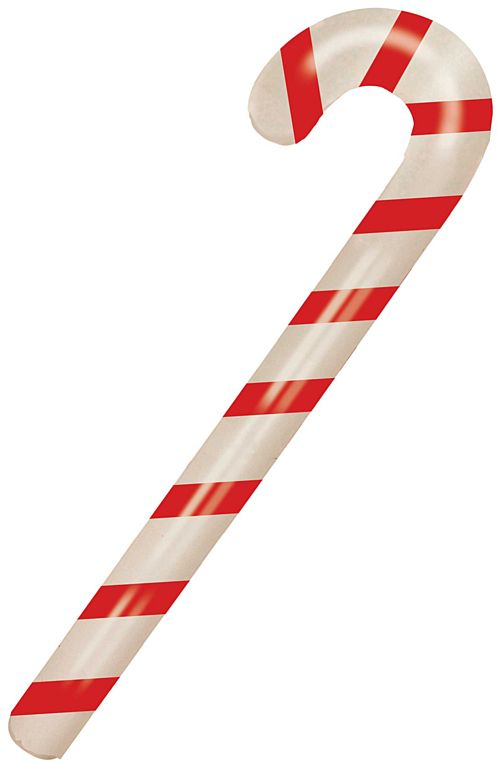 Giant Inflatable Candy Cane - 90cm