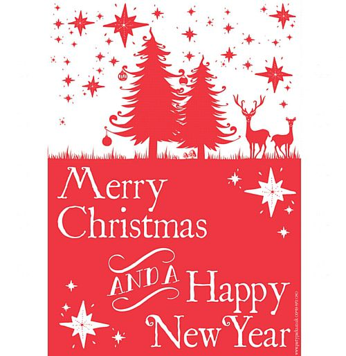 Wonderful Christmas Poster - A3