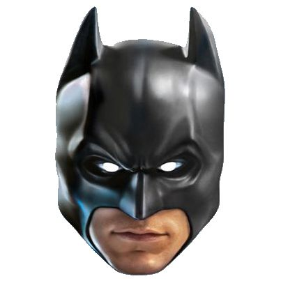 Batman Card Mask
