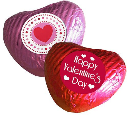 Click to view product details and reviews for Valentines Day Heart Chocolates Pack 24.