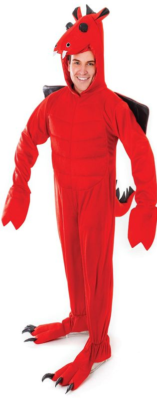Click to view product details and reviews for Dragon Costume.