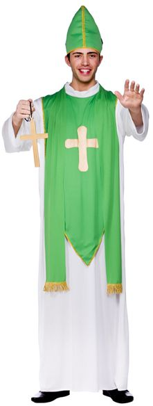 St Patrick Priest Costume