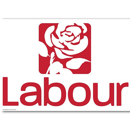 Labour Party Poster - A3