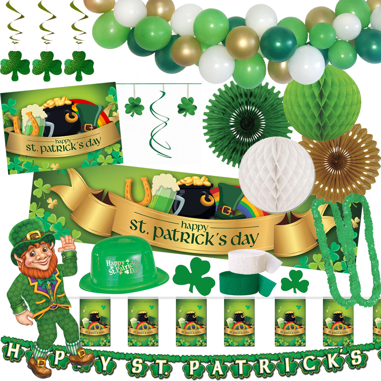 St. Patrick's Day Party Pack