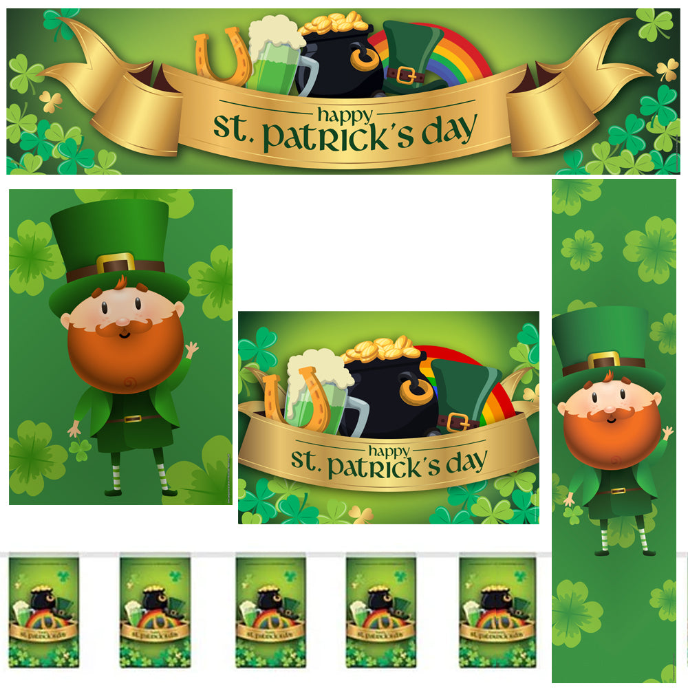 St. Patrick's Day Decoration Pack