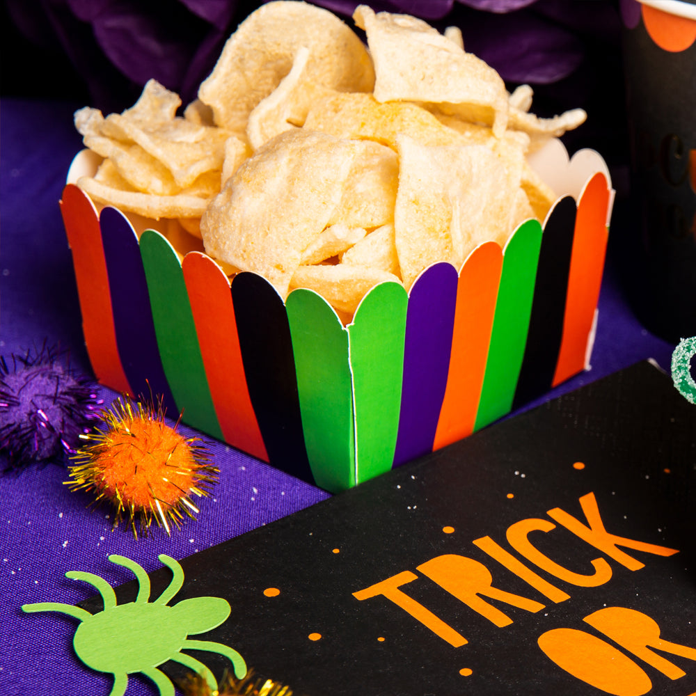 Hocus Pocus Halloween Treat Boxes – 8.5cm – Pack of 6