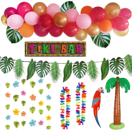 Tropical Garden Party Pack