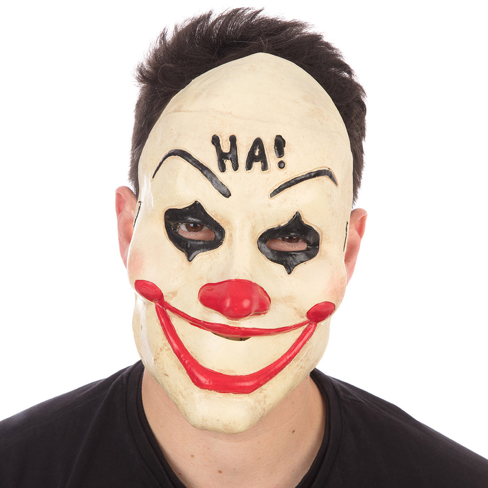 Vintage Clown Mask