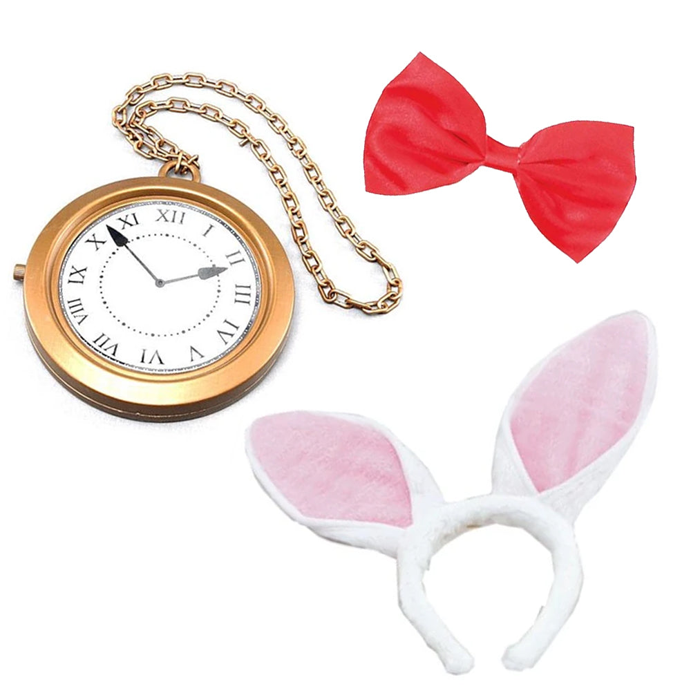 White Rabbit Fancy Dress Kit