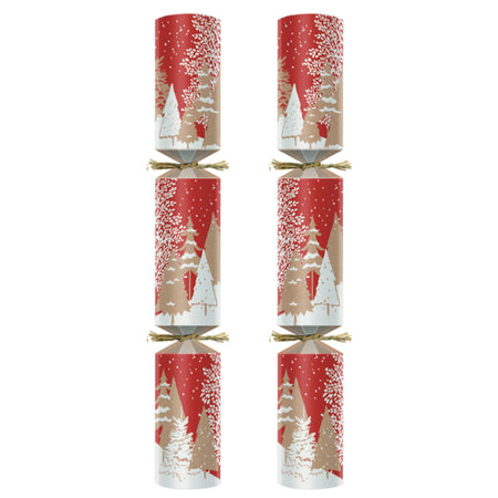 Eco Friendly Christmas Crackers - Winter's Tale - 12