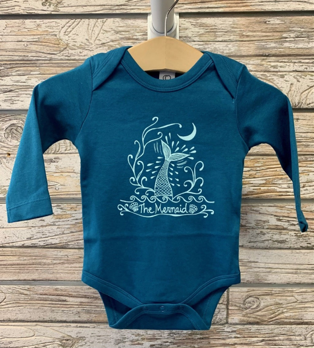 Mermaid Splash Onesie
