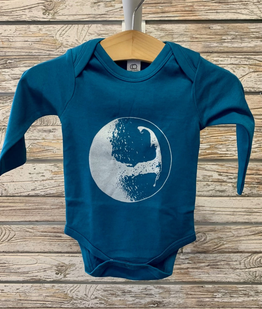 Cape Moon Onesie