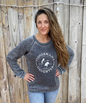 Mermaid Logo Fleece Pullover