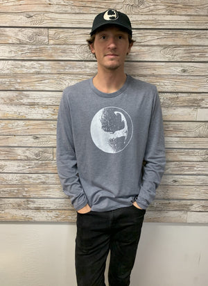 Cape Moon Long Sleeve Tee
