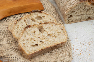 Organic Garlic & Rosemary Bread (sandwich)