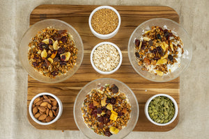 Organic Granola with Dried Fruits