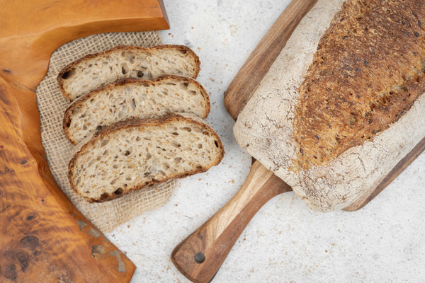 Large Organic Multi-Seed Bread
