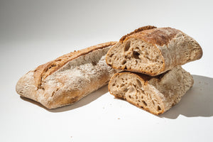 Organic Country Bread