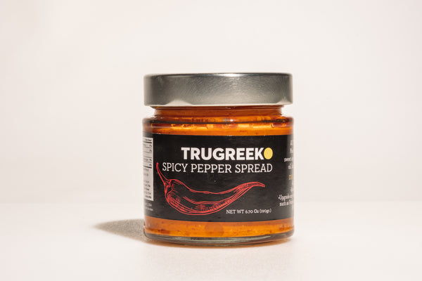 Spicy Pepper Spread