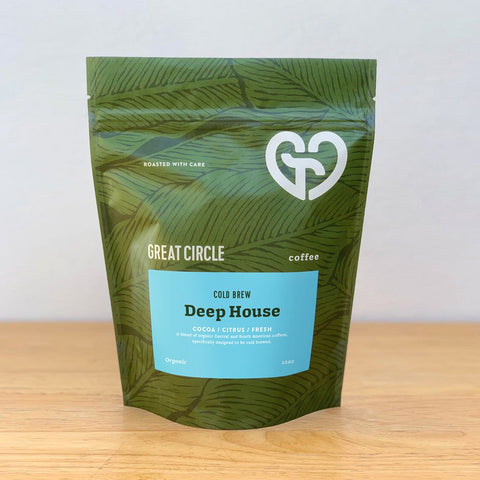 Deep House (Cold Brew)