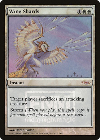 Wing Shards [Friday Night Magic 2007] | A&H Games - Monroe