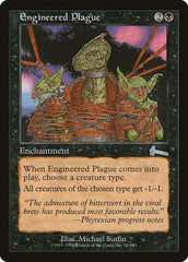 Engineered Plague [Urza's Legacy] | A&H Games - Monroe