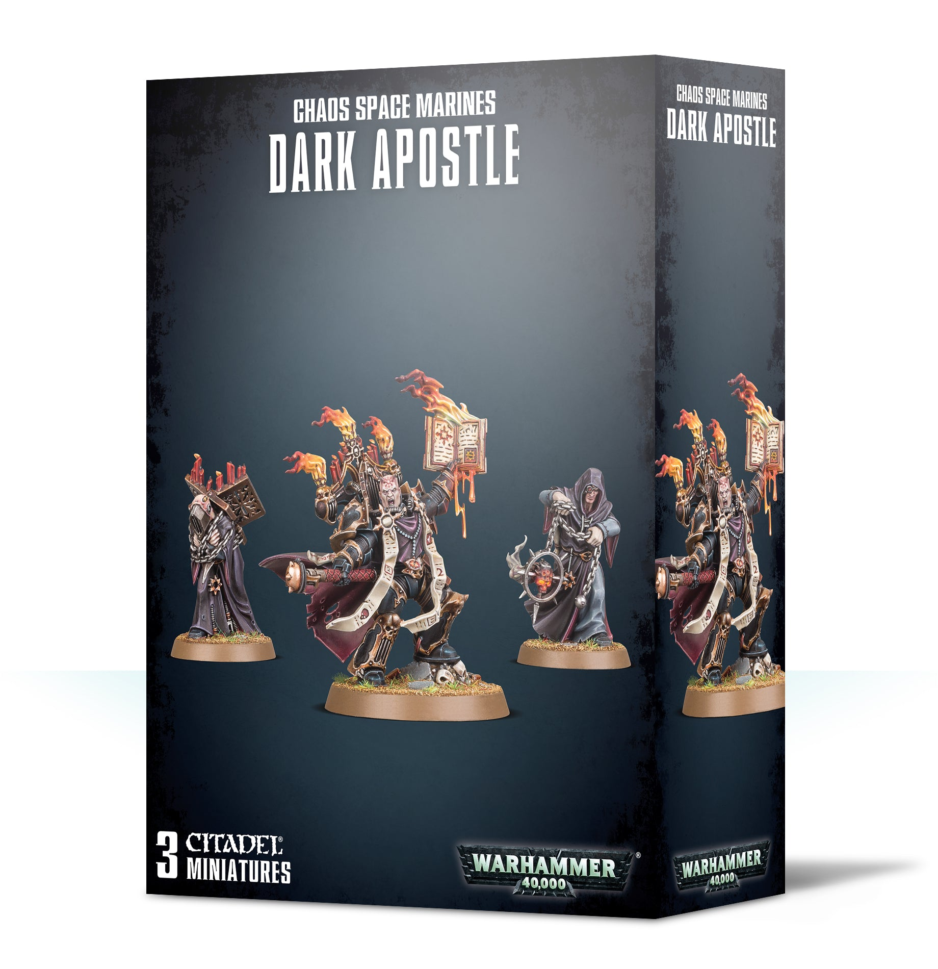 Warhammer 40,000: Chaos Space Marines - Dark Apostle | A&H Games - Monroe