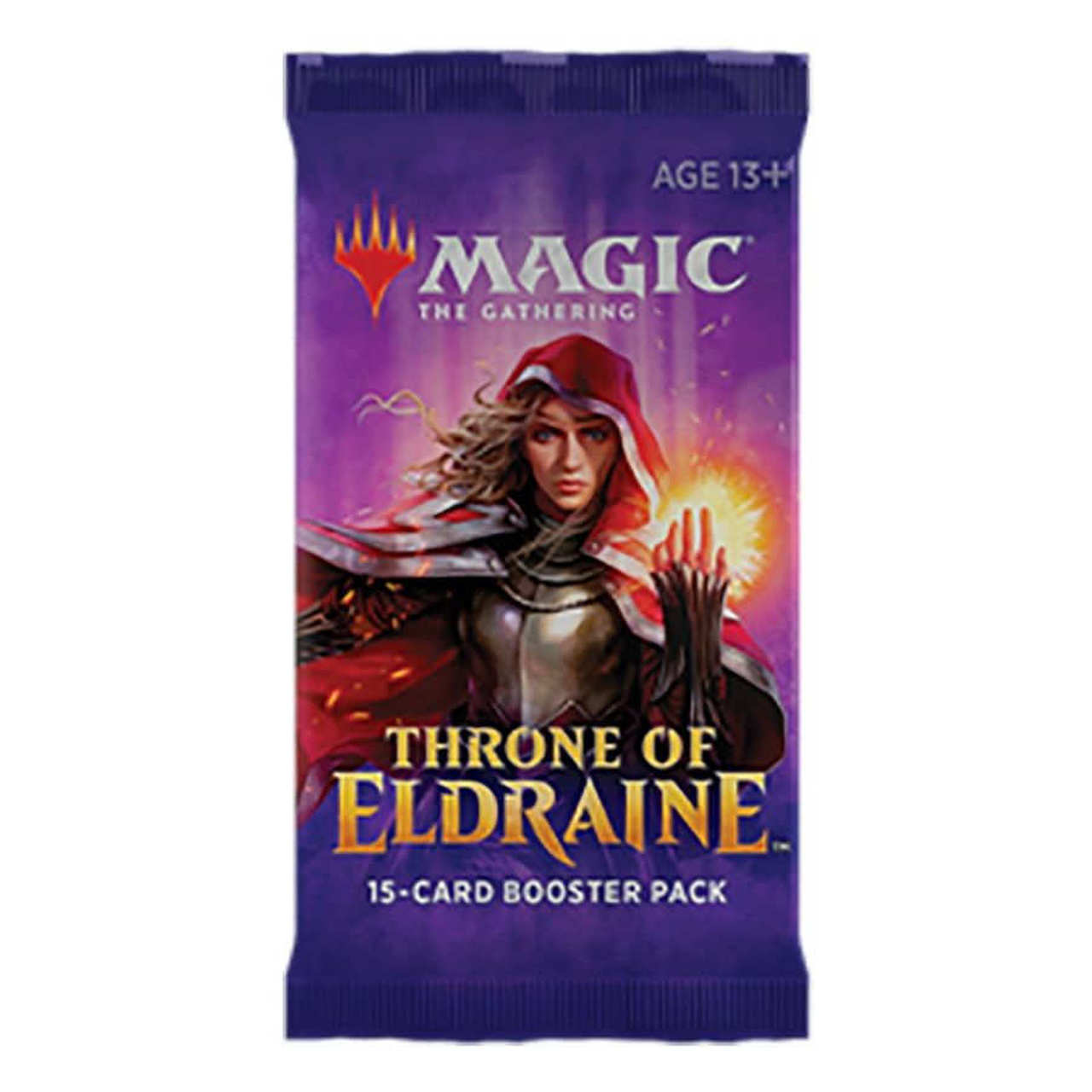 Throne of Eldraine - Booster Pack | A&H Games - Monroe