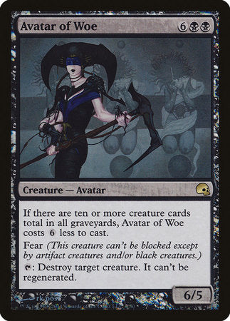 Avatar of Woe [Premium Deck Series: Graveborn] | A&H Games - Monroe
