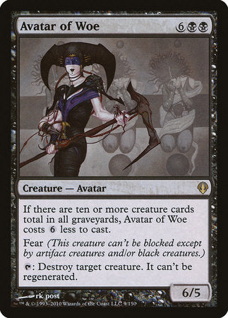Avatar of Woe [Archenemy] | A&H Games - Monroe