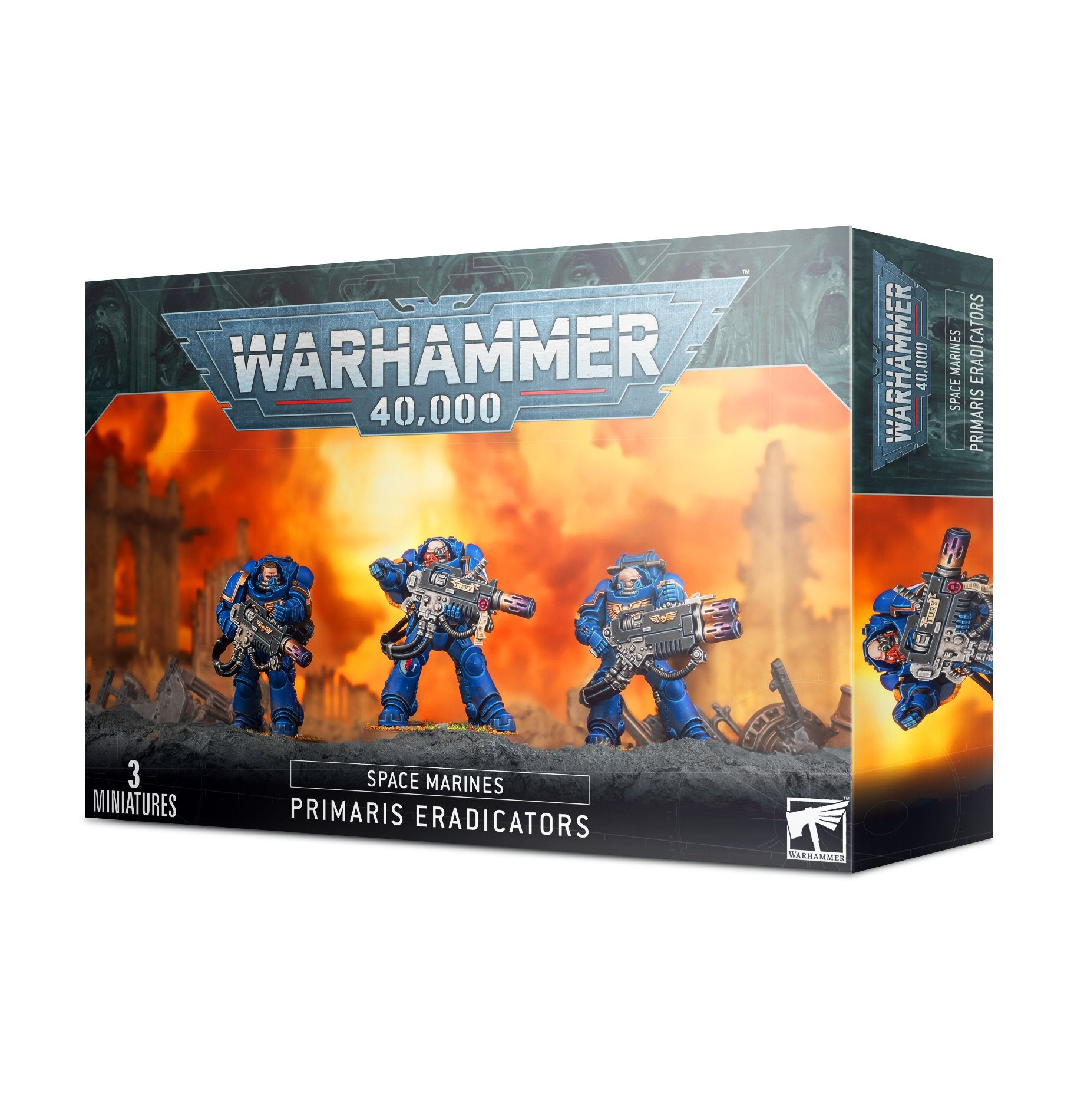Warhammer 40,000: Space Marines - Primaris Eradicators | A&H Games - Monroe
