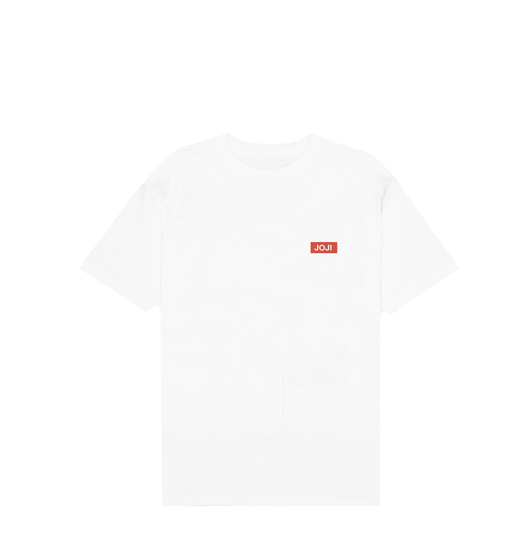 JOJI BOX LOGO 'NECTAR' COPYRIGHT T-SHIRT