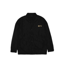 "Load image into Gallery viewer, ""RUN"" REACH COACHES JACKET"