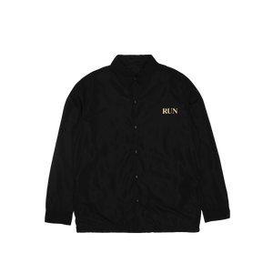 """RUN"" REACH COACHES JACKET"