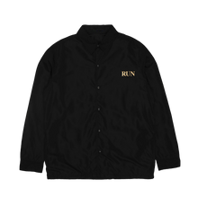 "Load image into Gallery viewer, ""RUN"" REACH COACHES JACKET + DIGITAL ALBUM"