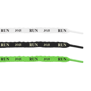 """RUN"" SHOELACES 3-SET + DIGITAL ALBUM"