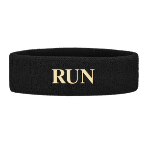 """RUN"" SWEATBAND + DIGITAL ALBUM"