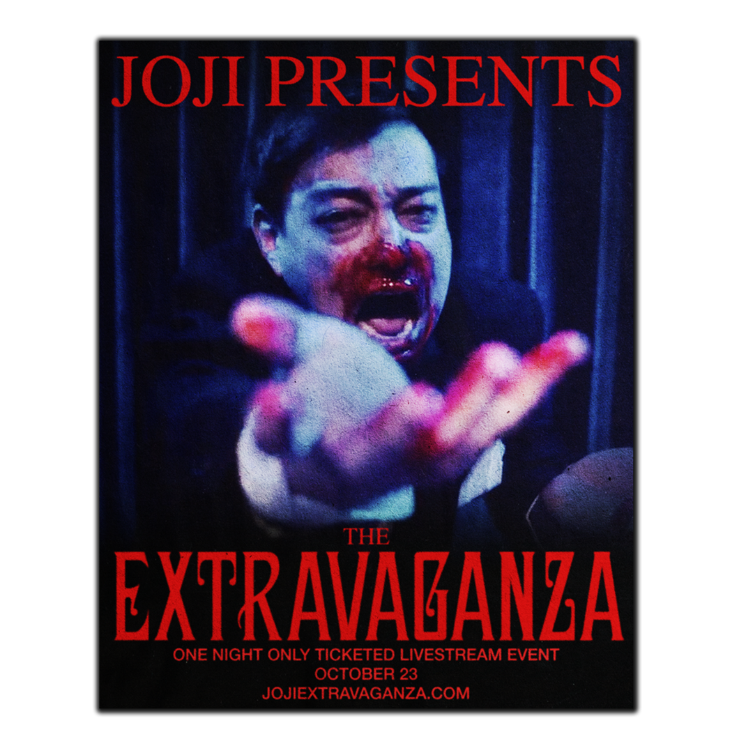 THE EXTRAVAGANZA E-TICKET - OCTOBER 23