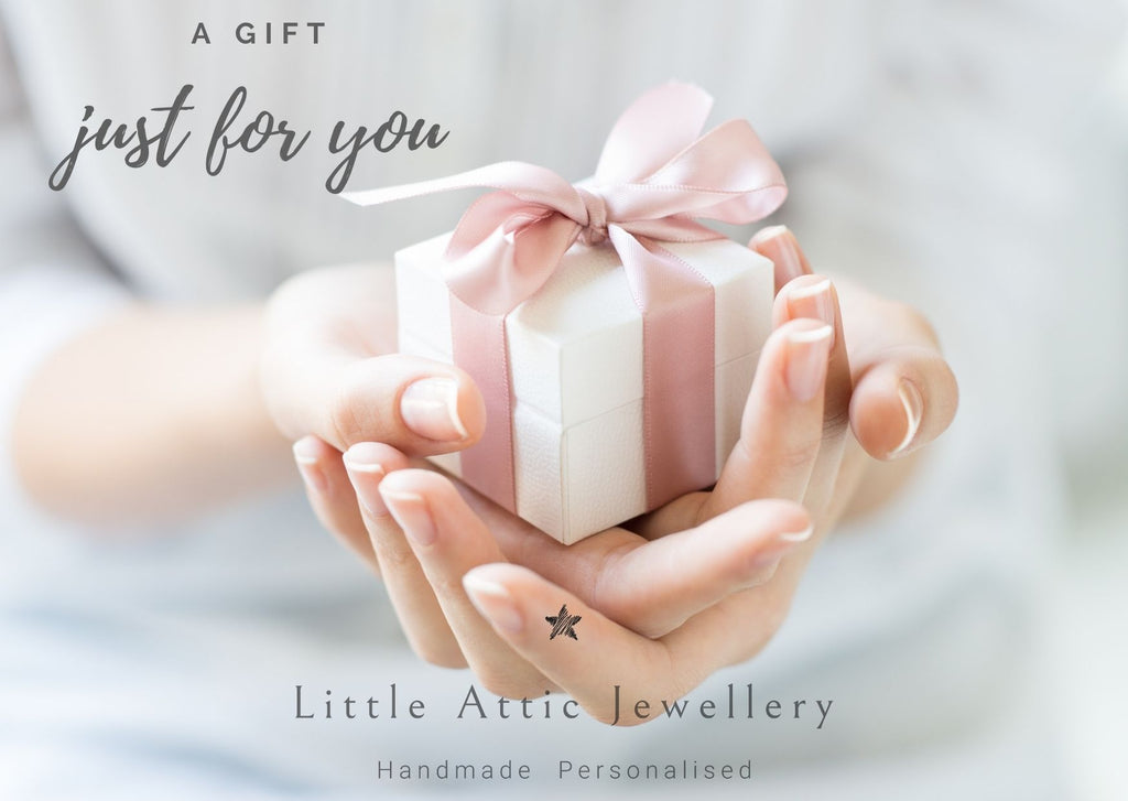 Little Attic Jewellery Gift Card