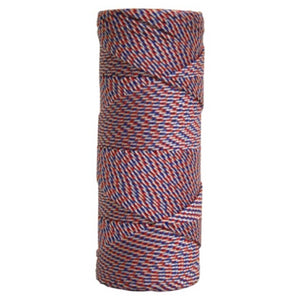 "Kraft Tool ""Patriot"" Braided Nylon Mason's Line - 1,000' Tube"