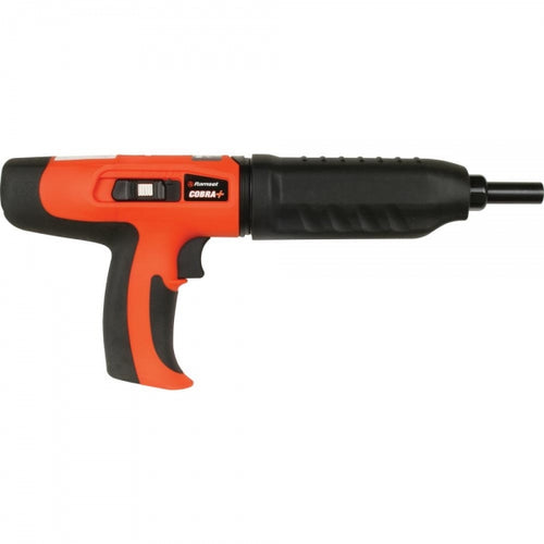 Ramset Cobra+ 0.27 Caliber Semi-Automatic Powder Actuated Tool with Silencer